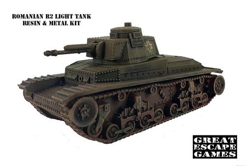 R2 Light Tank
