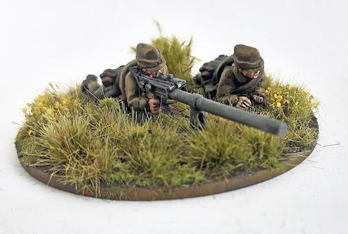 Romanian Anti-tank Rifle Team - Summer Uniform