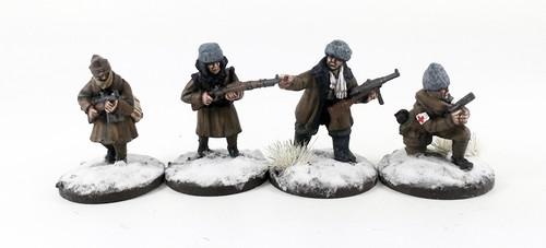Romanian Command - Winter Uniform