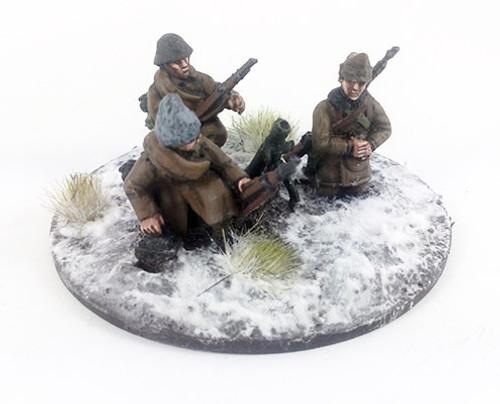 Romanian Mortar - Winter Uniform