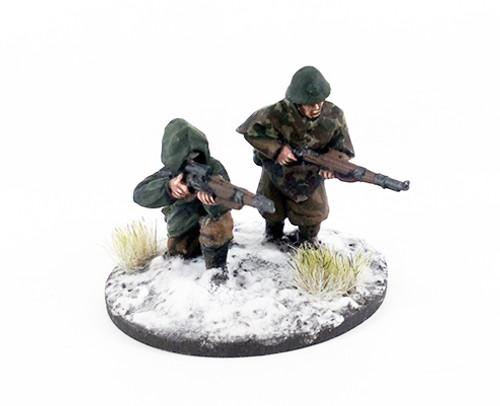 Romanian Sniper - Winter Uniform