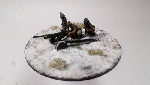 Romanian Bohler 45mm ATG - Winter Uniform