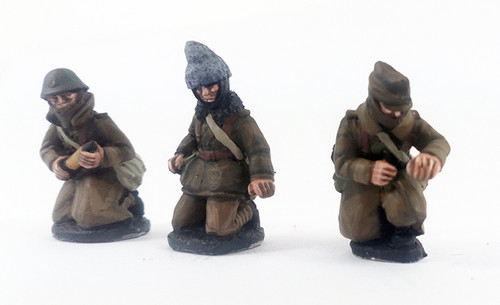 Romanian ATG Crew II - Winter Uniform
