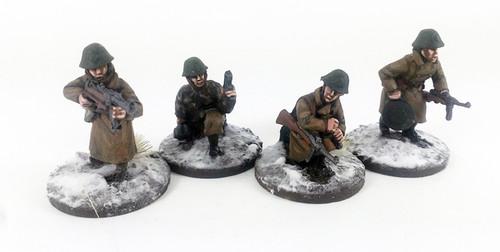 Romanian Tank Hunter Teams - Winter Uniform