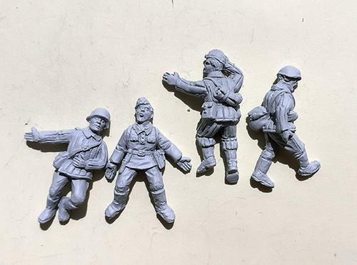 Romanian Casualties - Winter Uniform