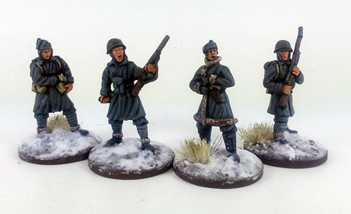 Italian Command - Winter Uniform