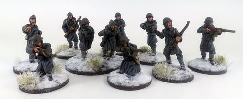 Italian Squad B - Winter Uniform