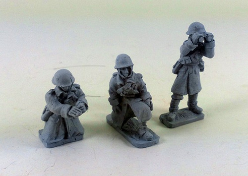 Italian Anti-tank Gun Crew - Winter Uniform