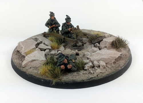 Italian Alpini Elefantino 45mm ATG - Summer Uniform