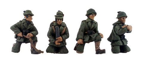 Italian Alpini Gun Crew II - Summer Uniform