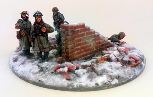 German Stalingrad Veterans Command - Winter Uniform