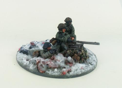 German Stalingrad Veterans HMG - Winter Uniform