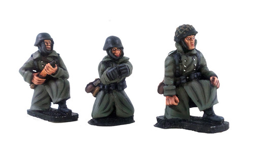 German Stalingrad Veterans Anti-tank Gun Crew - Winter Uniform