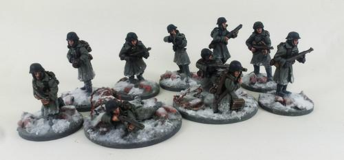 German Stalingrad Veterans Assault Squad - Winter Uniform