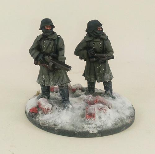 German Stalingrad Veterans Flamethrower - Winter Uniform