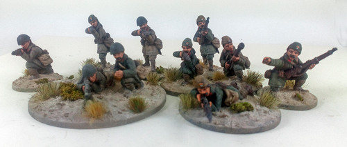 Greek Mountain Infantry Squad A