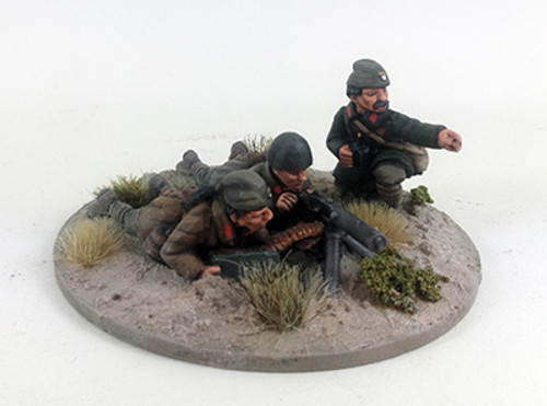 Greek Mountain Infantry HMG
