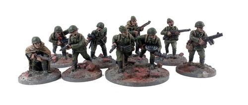Soviet Squad B - Summer Uniform