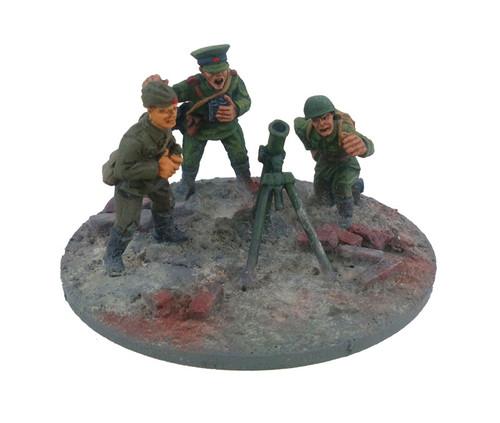 Soviet Mortar - Summer Uniform