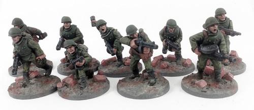 Soviet Engineer Squad