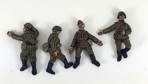 Soviet Casualties - Summer Uniform