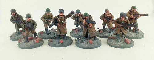Soviet Squad A - Winter Uniform