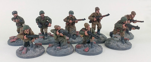 Soviet Squad B - Winter Uniform