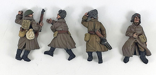 Soviet Casualties - Winter Uniform