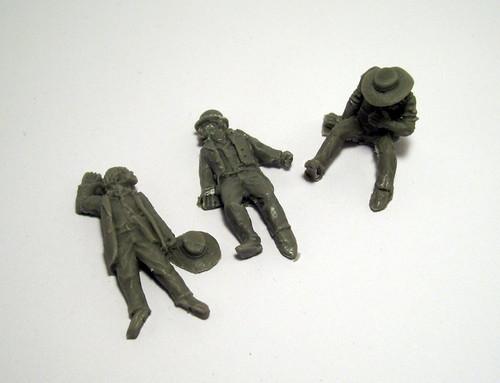 Dead Lawmen (Resin)