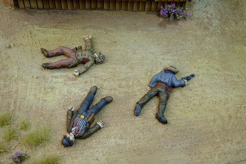 Dead Outlaws (Resin)