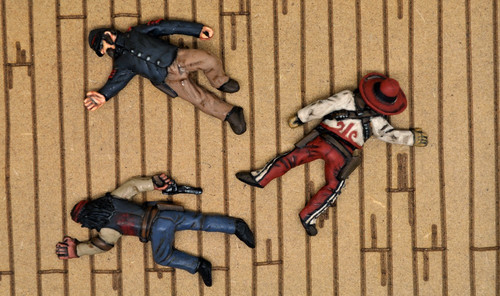 Dead Desperados (Resin)