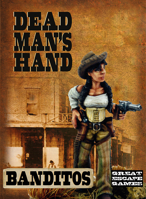 DEAD MAN'S HAND Banditos Boxed Gang