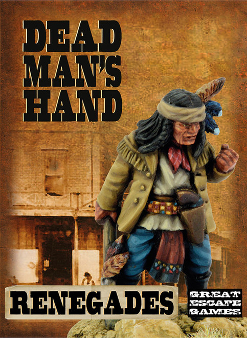 DEAD MAN'S HAND Renegade Indians Boxed Gang