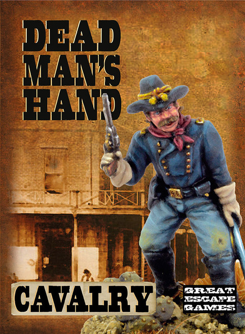 DEAD MAN'S HAND 7th Cavalry Boxed Gang