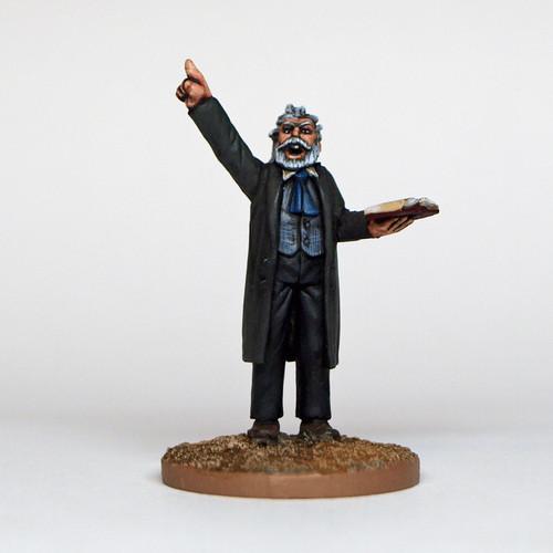 Rev Johnson - Rogue
