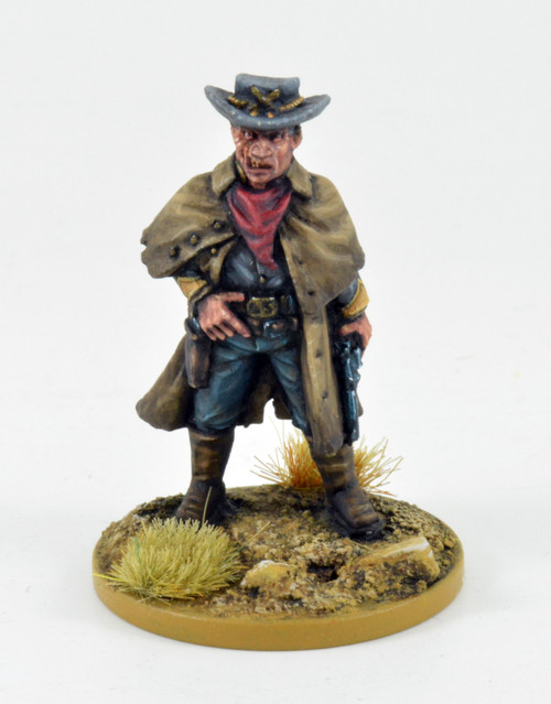 Jonah, The Scarred Man - Rogue