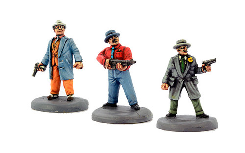 Gangsters B.A.R. Expansion