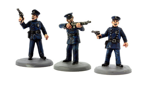 Police B.A.R. Expansion