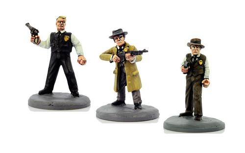 Prohibition Agents B.A.R. Expansion