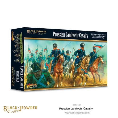 Black Powder: Prussian Landwehr Cavalry