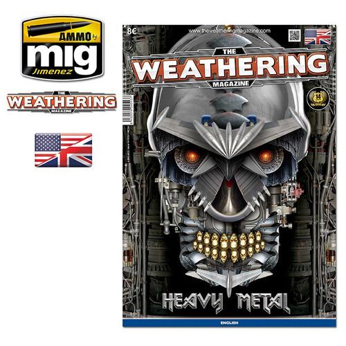 The Weathering Magazine 14 HEAVY METAL (English)