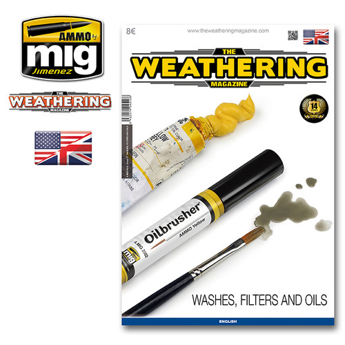 The Weathering Magazine 17 WASHES, FILTERS AND OILS(English)