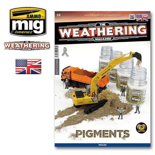 The Weathering Magazine 19 PIGMENTS (English)