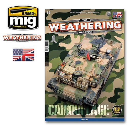 The Weathering Magazine 20 CAMOUFLAGE (English)