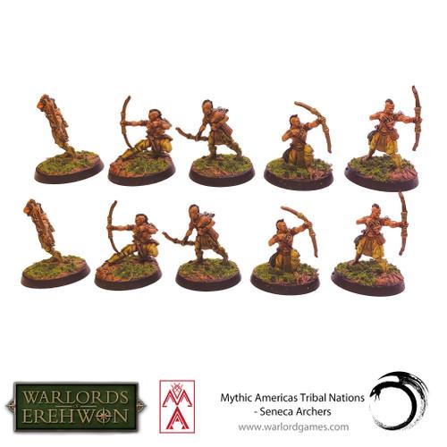Mythic America: Seneca Archers