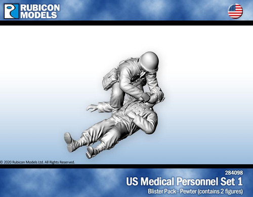 US Medical Personnel Set 1