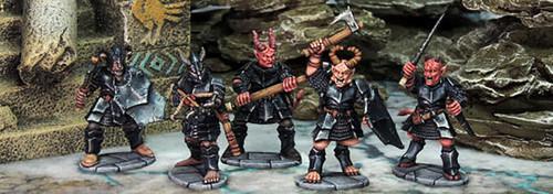 Frostgrave Version II: Demons