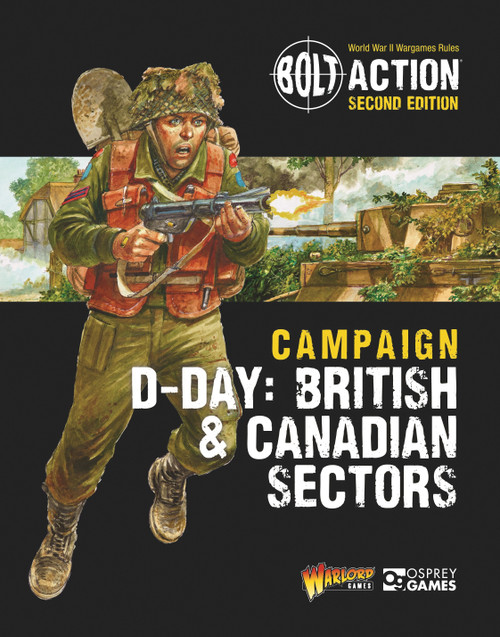 Bolt Action: Campaign: D-Day British and Canadian Sectors