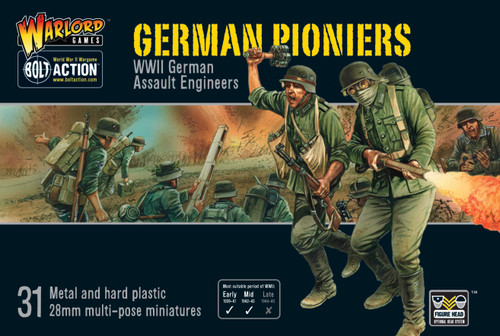 Bolt Action: German Pioneers