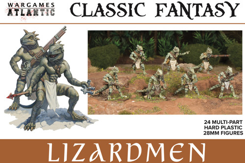 Lizardmen - Coming Soon